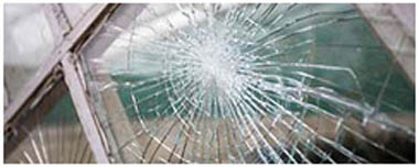 Broadgate Smashed Glass